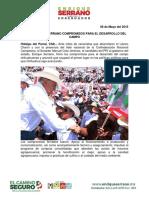 2016-05-08firma Enrique Serrano Compromisos Con El Campo