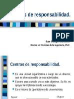 Clase Centros de Responsabilidad Clase 2