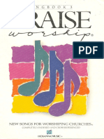 Hosanna Music Songbook 3 PDF