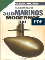 Ediciones Orbis - Tecnologia Militar - Guia Ilustrada de Submarinos Modernos (II)