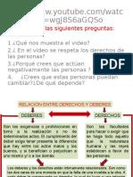 Clases de Derechos 5ro