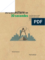 Architecture en 30 Secondes- Edward Denison
