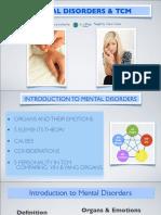 Mental Disorders Part 1 PDF