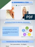 Mental Disorders Part 2 PDF