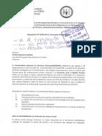 Amicus ante el 35 Juzgado Especializado en lo Penal de Lima