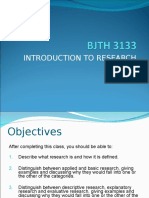 2- Intro to Research