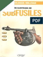 Ediciones Orbis - Tecnologia Militar 08 - Guia Ilustrada de Subfusiles - (1986)