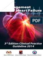 CPG Management of Heart Failure (3rd Edition) 2014