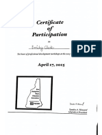nafme certificate