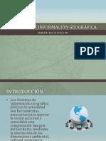 Teoría Sistemas de Información Geografica