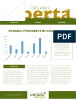 Organic Alberta Spring 2016 Magazine