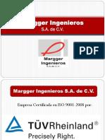 MARGGER INGENIEROS MANTENIMIENTO Y MAQUINADOS