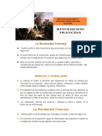 """Nobleza y Feudalismo """"Revolución Francesa"""""""