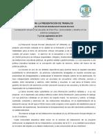 Guía Presentación Trabajos