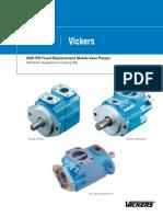 4520VQ Double Vane Pump Vickers (Catalog)