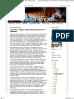 Ensinar e aprender história- A experiência indígena entre historiadores profissionais (2005-2009).pdf