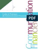 Pwc Guide Observatoire de la Communication Financière 2011