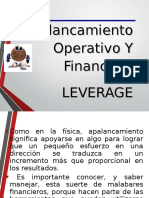 Apalancamiento Financiero y Operativo(2)