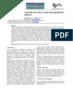 Metodologia Para Controle de Ruido No Piso Dos Geradores
