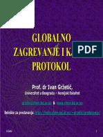 Globalno Zagrevanje i Kjoto Protokol
