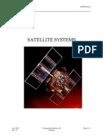2 GPS Satellite Systems Jan 2010
