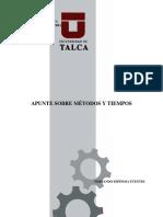 FERNANDO ESPINOSA Metodostiempos 140429105552 Phpapp01 (1)