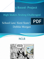 school law inquiry based- project