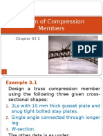 Design of compression members-3