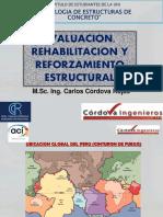 Ponencia Rehabilitacion y Reforzamiento Estructural