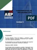 Clase II Fundamentos AIEP