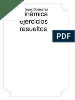 Dinamica-ejercicios-resueltos