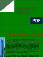 Transferencia de Masa