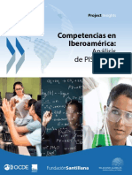 Competencias en Iberoamérica - Análisis de PISA 2012