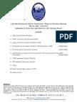 LMU Board Meeting May, 11, 2016 Agenda Packet