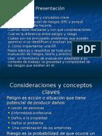 Evaluacion de Riesgos Fondo Piedra Azul