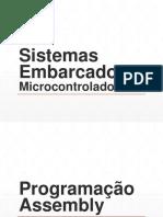 Programacao Assembly 8051