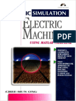 Dynamic simulation of Electric Machinery using MATLAB.pdf