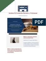 Instituto de Formación Ejecutiva y Profesional