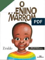 O menino Marrom