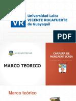 Presentacion de Marco Teorico