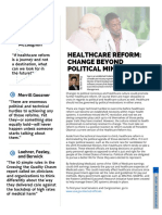 sean king healthcare reform magazine article