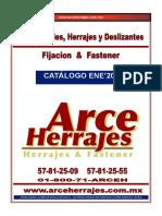 Catalogo Arce Herrajes