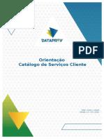 Orientação - Catálogo de Serviços Cliente_Fernanda