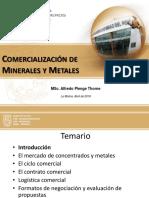 Comercializacion de Minerales y Metales