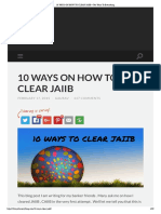 10 Ways on How to Clear Jaiib