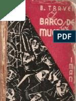 El Barco de Los Muertos - Traven, Bruno