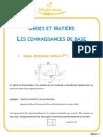f08613825433340c8c9f33e422e2b3d0 Bac s Physique Ondes Et Matieres Les Connaissances de Base