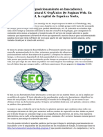 Marketing Digital (posicionamiento en buscadores), Posicionamiento Natural U Orgánico De Paginas Web. En Alcobendas, Madrid, la capital de España Norte,