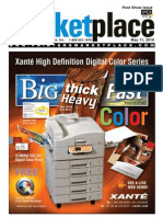 Printers' Marketplace May 11th Issue 2010