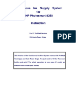 CISS HP02 System Manual